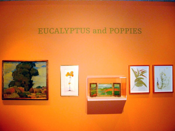 Exhibit at Oakland Museum of California