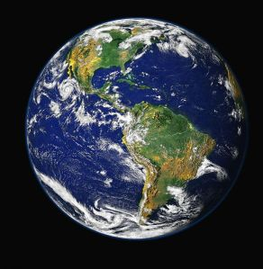 Earth.  NASA