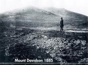 Mt Davidson 1885
