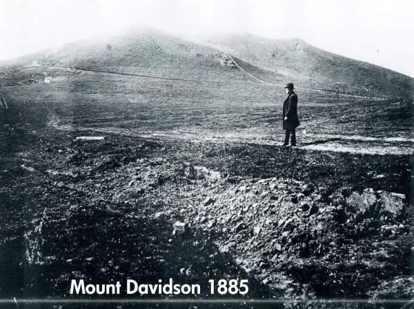 Mount Davidson, San Francisco, 1885.