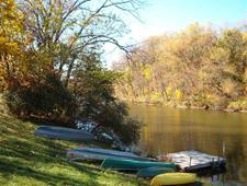 Green Oaks, Knox College