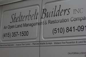 Shelterbelt began the eradication of non-natve vegetation in Glen Canyon in November 2011