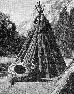 Basket CA Native American