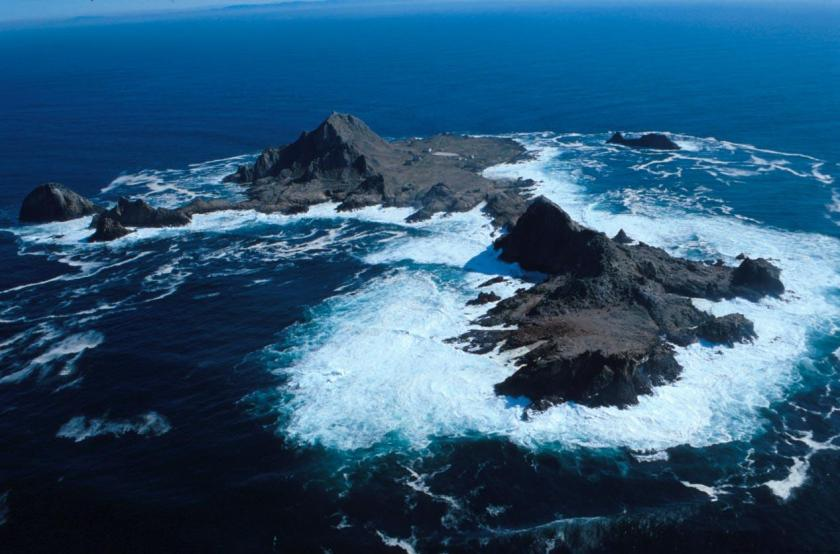 Farallon Islands, NOAA