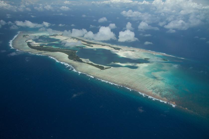 Palmyra Atoll. USFWS