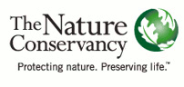 Logo of The Nature Conservancy.